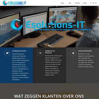 Welcome - Esolutions-IT
