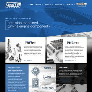 Home - Moeller Aerospace