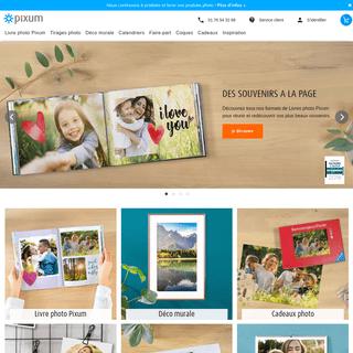 Pixum - Service Photo - Livres photo, tirages, toiles & plus