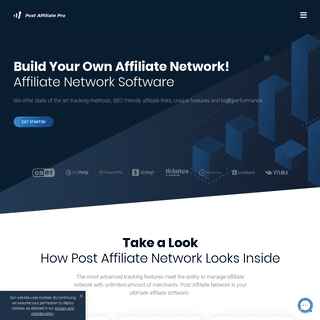 Post Affiliate Network - Post Affiliate Pro
