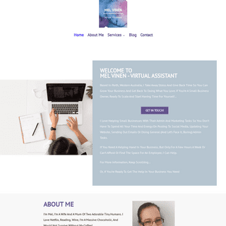 Home - Mel Vinen – Virtual Assistant Perth Virtual Administration