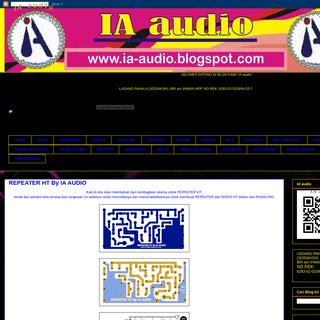 IA audio