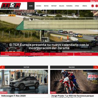 ArchiveBay.com - motoryracing.com - Motor y Racing- coches, motos, motociclismo, carreras
