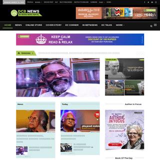 DC Books - Malayalam News Literature Website