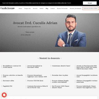 ArchiveBay.com - indrumari-juridice.eu - Birou de Avocatura Bucuresti - Cuculis si Asociatii