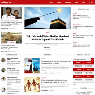 Islami[dot]co - Media Islam Ramah yang Mencerahkan