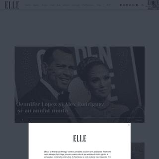ArchiveBay.com - elle.ro - REVISTA ELLE - Cea mai vanduta revista de moda din lume - totul despre fashion si beauty - Elle.ro