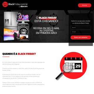 Black Friday 2019 - Site OFICIAL - Ofertas e promoções Exclusivas
