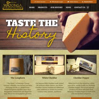Home - Watonga Cheese Factory