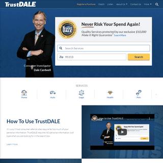 ArchiveBay.com - trustdale.com - TrustDALE - Local Business Reviews and Deals