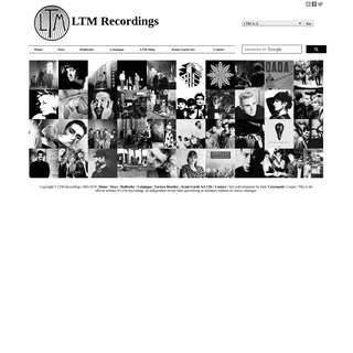LTM Recordings - Independent Record Label - Official Website