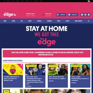 The Edge - Hit Music Now