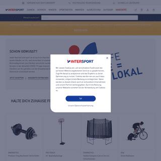 INTERSPORT - Mehr Auswahl – Mehr Beratung – Mehr Marken – Mehr Service