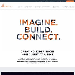 ArchiveBay.com - hargroveinc.com - Imagine. Build. Connect. - Hargrove Experience - Events