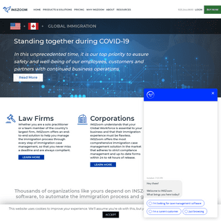Immigration Software for Lawyers and Attorneys - INSZoom