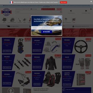 Racing Motor Shop equipamiento del deporte automovilístico - Racing Motor Shop