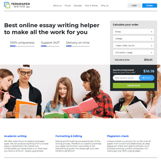 Exceptional Paper Writing Service for Students