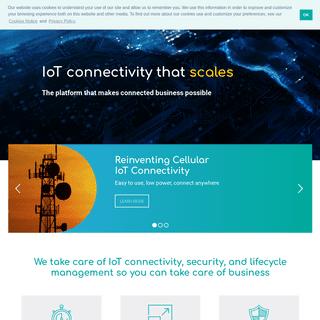ArchiveBay.com - electricimp.com - Electric Imp Secure IoT Connectivity Platform