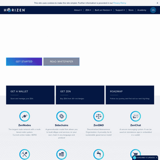 Horizen - Cryptocurrency And Sidechain Platform