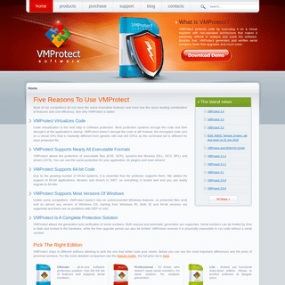 VMProtect Software Protection