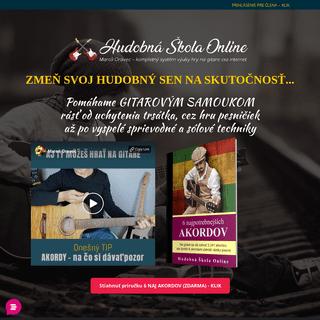 ArchiveBay.com - hudobnaskola.online - Hudobná Škola Online - Internetová hudobná škola