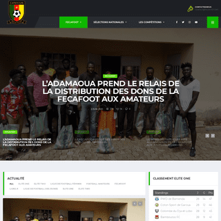 Fecafoot - Fédération Camerounaise de Football