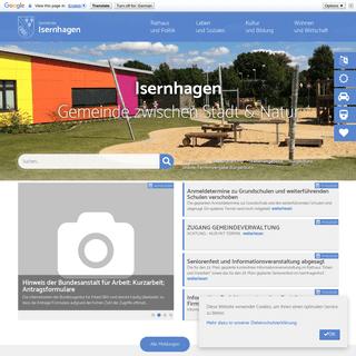 Startseite - Gemeinde Isernhagen
