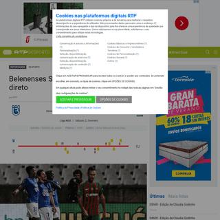 ArchiveBay.com - www.rtp.pt/noticias/desporto/belenenses-sad-maritimo-i-liga-em-direto_e1207110 - Belenenses SAD - Marítimo, I Liga em direto