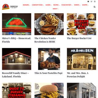 Burger Beast • The Food Gospel