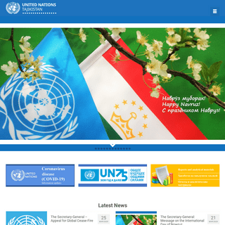 United Nations Tajikistan