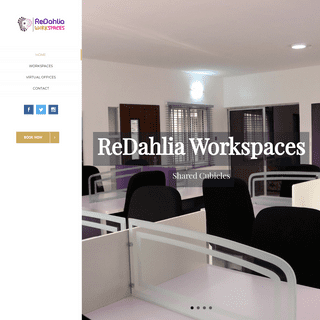 ReDahlia Workspaces – Serviced offices, co-working space and virtual office provider in Ikeja, Lagos.