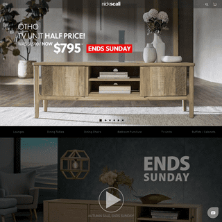 ArchiveBay.com - nickscali.com.au - Nick Scali - Australia's Favourite Furniture Store - Nick Scali