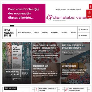 Revue Médicale Suisse (RMS)