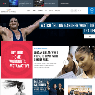 Olympic Sports, Athletes, Highlights & Videos - Olympic Channel