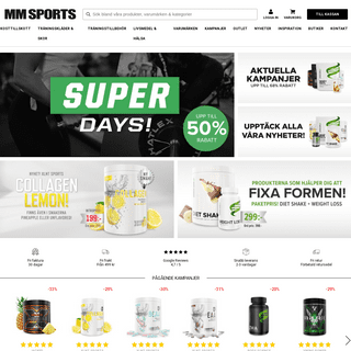 MM Sports – Köp kosttillskott & träningskläder online och i butik