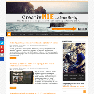 Creativindie – Get paid well for the creative work you love to do.