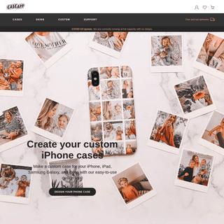 Create your custom iPhone cases - CaseApp