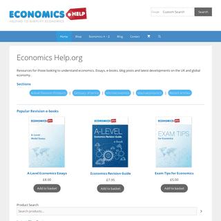 Economics Help
