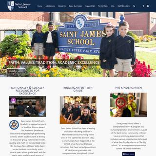 St. James School – Manchester CT