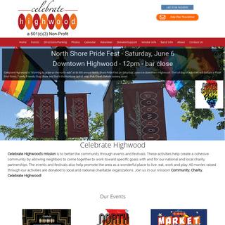 Celebrate Highwood – Festivals and Events in Highwood IL