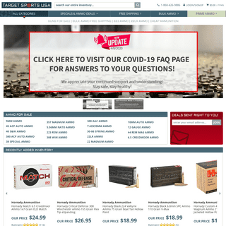 ArchiveBay.com - targetsportsusa.com - Target Sports USA - Free Shipping On Bulk Ammo & All Firearms