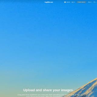 ImgBBB - Upload Image — Free Image Hosting