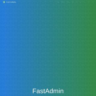 FastAdmin - 基于ThinkPHP5和Bootstrap的极速后台开发框架