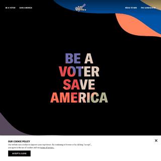 Home Page - Vote Save America