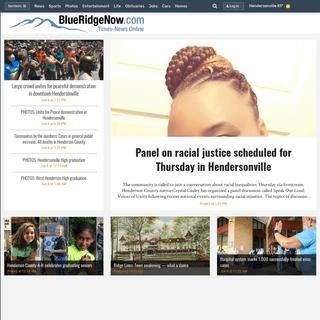Hendersonville Times-News- Local News, Politics, Entertainment & Sports in Hendersonville, NC