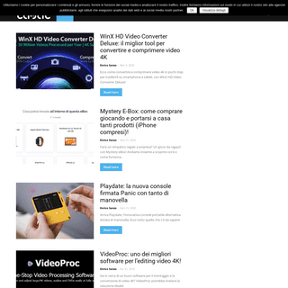 ArchiveBay.com - caotic.it - Caotic Blog - tutto su iPhone , iPad e Windows Phone Mobile
