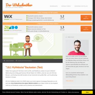 Das Portal zum Thema -Website- - Der Webschmöker