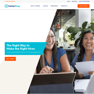 Recruiting Software and Applicant Tracking System - CareerPlug