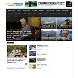 Noticias Canarias - Últimas Novedades de Europa, España y el Mundo