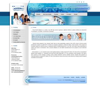 Tomsu software O firmě